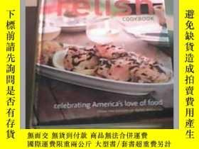二手書博民逛書店The罕見Best of Relish Cookbook(英文原版食譜,美國《食欲》雜誌精選美食) LJY34
