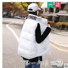 2019新款韓版女馬甲小辣椒馬甲短款面包棉無袖外套女- 第一印象