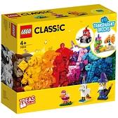 樂高積木Lego 11013 創意透明顆粒