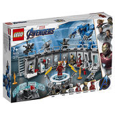 樂高積木 LEGO《 LT76125》SUPER HEROES 超級英雄系列 - Iron Man Hall of Armor ★ JOYBUS玩具百貨