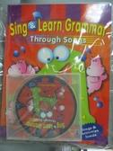 【書寶二手書T8/語言學習_XDM】Sing & Learn Grammar:Level A+B_有雙CD_Dinora