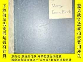 二手書博民逛書店1931年罕見Impressions of Moray 手工紙帶