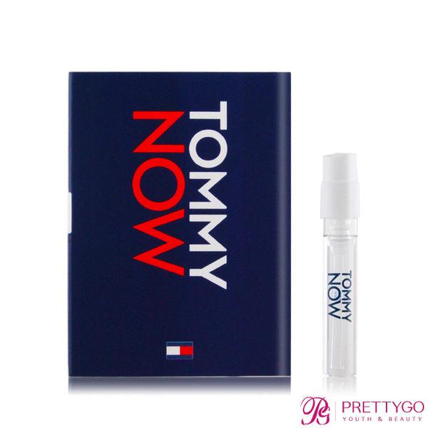 Tommy Hilfiger Tommy NOW 即刻實現噴式淡香水針管(1.5ml) EDT-公司貨【美麗購】