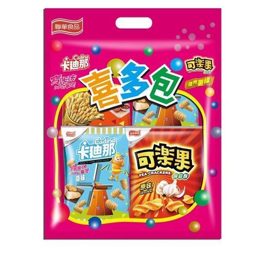 聯華七小喜多包量販袋154g【愛買】