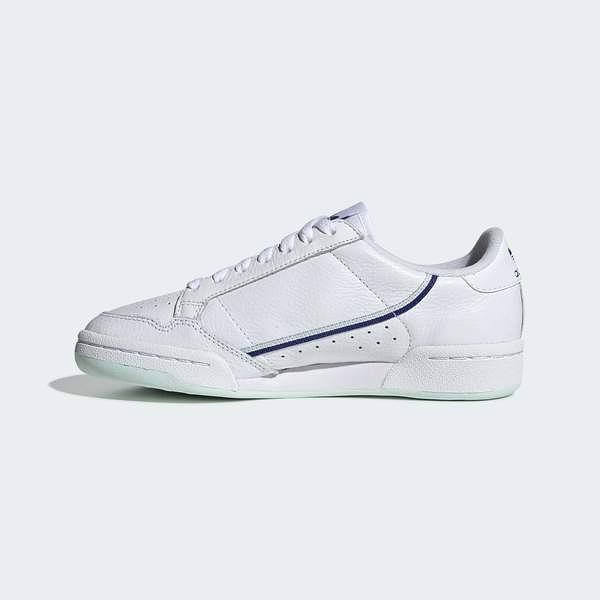 ADIDAS CONTINENTAL 80 W [G27725] 女鞋 運動 休閒 復古 經典 搭配 舒適 愛迪達 白黑