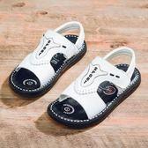 【新年鉅惠】男童涼鞋2019新款韓版夏季沙灘兒童鞋
