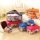 棉被子整理袋 可水洗衣物收納袋帶蓋有蓋衣服收納儲物袋大號LJL-1322