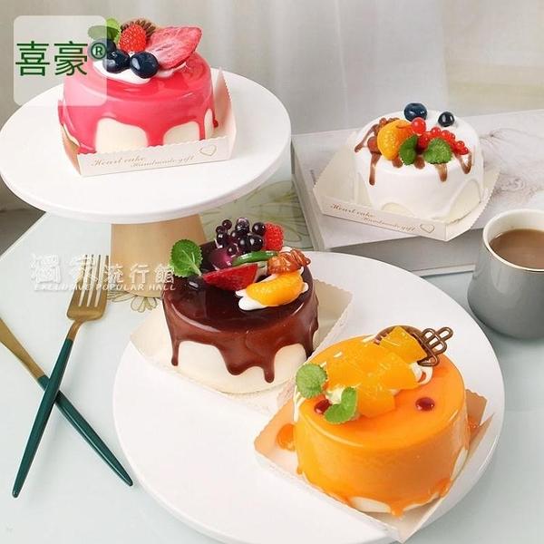 仿真食物仿真蛋糕面包食物模型水果蛋糕擺件家居櫥窗樣板裝飾擺設拍照道具 快速出貨