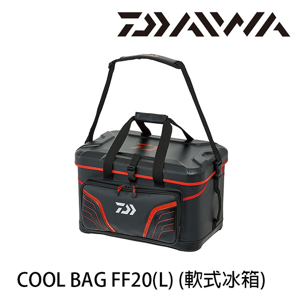 漁拓釣具 DAIWA COOL BAG FF 28 [L] [軟式冰箱]