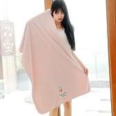家用浴巾比純棉吸水女裹巾大毛巾情侶不掉毛超大速幹柔軟成人浴巾