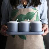 油鹽罐 調味罐套裝家用陶瓷廚房鹽盒子調