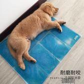 寵物冰墊夏季降溫狗狗涼墊子泰迪涼席散熱涼墊用品墊大號夏天窩墊【街頭布衣】