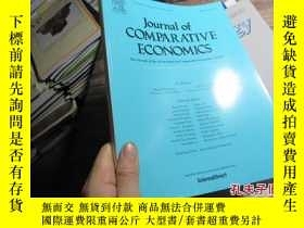 二手書博民逛書店journal罕見of comparative economic