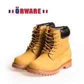 ORWARE-經典款高筒黃靴/女款692003-04(黃)