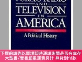 二手書博民逛書店Public罕見Radio And Television In AmericaY255174 Ralph En