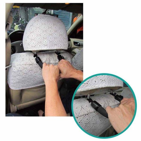 汽車座椅扶手-上下車好方便、附掛勾可吊掛物品  [ZHCN1766]