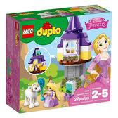 【LEGO樂高】得寶系列 - 長髮公主的高塔 #10878