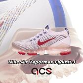 Nike 慢跑鞋 Wmns Air Vapormax Flyknit 3 紫 紅 女鞋 編織鞋面 氣墊 運動鞋 【ACS】 AJ6910-501