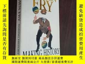 二手書博民逛書店Making罕見History創造歷史Y12880 Stephen Fry Arrow Books Limit
