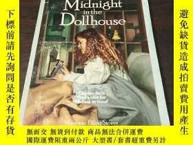 二手書博民逛書店Midnight罕見in the Dollhouse (Appl