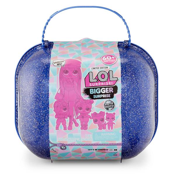 《 LOL Surprise 》LOL迪斯可豪華驚喜手提盒 / JOYBUS玩具百貨