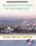二手書博民逛書店《Quantitative Analysis for Manag