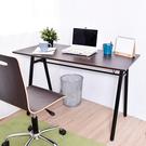 書桌椅 書桌 工作桌 凱堡 A字工作桌電腦桌(胡木) 【B13045】