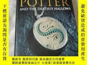 二手書博民逛書店J罕見K ROWLING HARRY POTTERY7987 J.K.Rowling J.K.Rowling