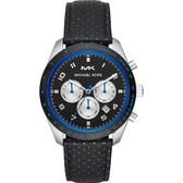 MICHAEL KORS 三眼計時手錶-43mm MK8706