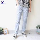 American Bluedeer - 素面彈性褲 春夏新款