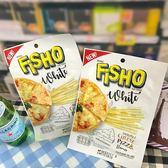 FISHO 雙層起士披薩味魷魚絲 25g ◆86小舖 ◆