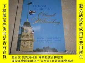 二手書博民逛書店OFFICIAL罕見GUIDE TO COLONIAL WILL