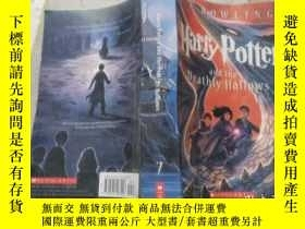 二手書博民逛書店HARRY罕見POTTER and the Deathly Hallows 7Y258499 J. K. Ro