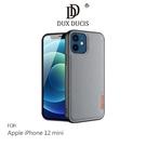 摩比小兔~DUX DUCIS Apple iPhone 12 mini 5.4吋 Fino 保護殼 手機殼