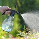 手動氣壓式透明噴壺澆花灑水澆水壺小型噴霧器園藝工具家用噴霧瓶 生活樂事館