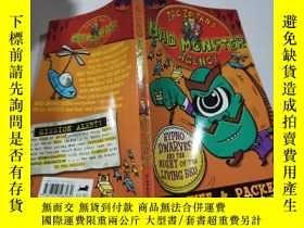 二手書博民逛書店zac罕見zoltan s mad monster agency紮克·佐爾坦的瘋狂怪物機構Y212829 不祥