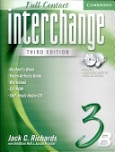 二手書博民逛書店《Interchange Full Contact 3B Student s Book with Audio CD/CD-ROM》 R2Y ISBN:0521686725