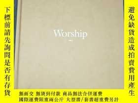 二手書博民逛書店WORSHIP:A罕見HISTORY OF NEW ZEALAN