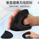第五代垂直滑鼠人體工學豎握式辦公滑鼠 無線預防滑鼠手健康滑鼠    韓小姐