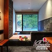 (烏來)馥蘭朵烏來渡假酒店-2人景觀湯屋+下午茶