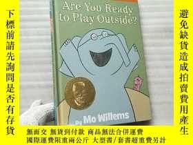 二手書博民逛書店Are罕見You Ready to Play Outside?