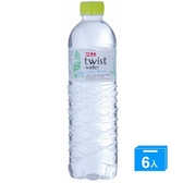 泰山環保包裝水Twistwater600ml*6入【愛買】
