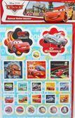 超人氣貼紙15(Cars)