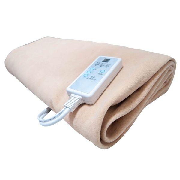 高科技智慧型碳纖維電熱毯(雙人)180x150 公分