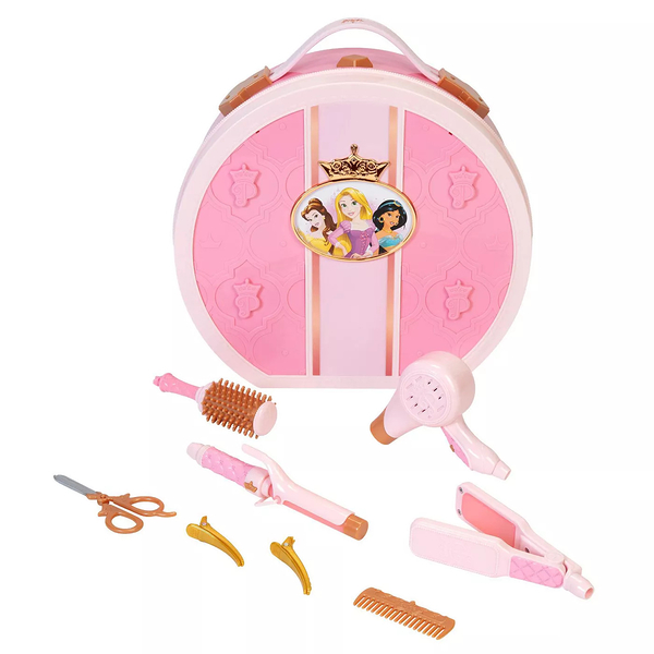 《 Disney 迪士尼 》公主手提豪華梳妝台 / JOYBUS玩具百貨