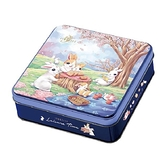 【南紡購物中心】【伊莎貝爾法式月餅】面具兔聯名禮盒