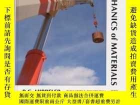 二手書博民逛書店Mechanics罕見Of Materials (4th Edition)Y364682 R. C. Hibb