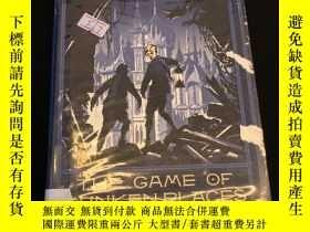 二手書博民逛書店The罕見game of sunken placesY302880 M.T.Anderson Scholast