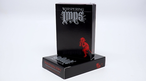 【USPCC 撲克】 S103049094 Whispering Imps Workers Edition Playing Cards