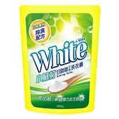白帥帥抗菌洗衣精補充包小蘇打1650G【愛買】